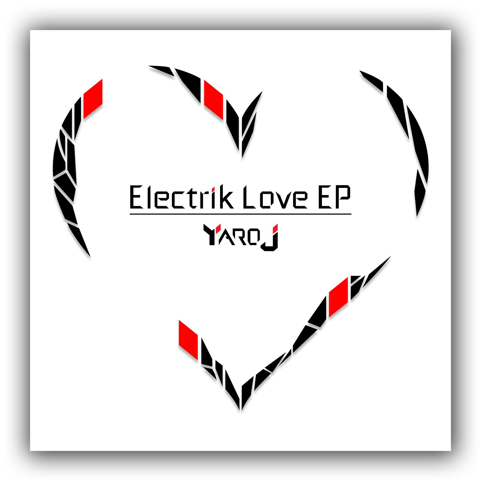 Electrik Love EP by Yaro J